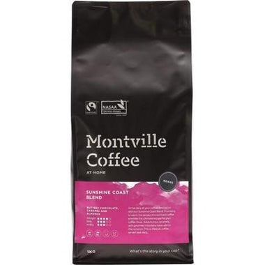 Coffee Beans 1kg - MONTVILLE COFFEE