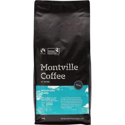 Woodford Beans 1kg - MONTVILLE COFFEE