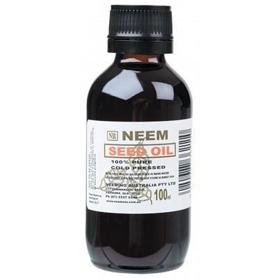 Neem Seed Oil 100ml - NEEMING AUSTRALIA