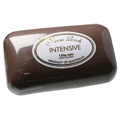 Neem Intensive Soap 120g - NEEM RICH