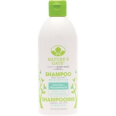 Moisturising Shampoo 532ml - NATURE'S GATE