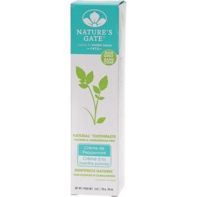 Toothpaste Peppermint 170g - NATURE'S GATE