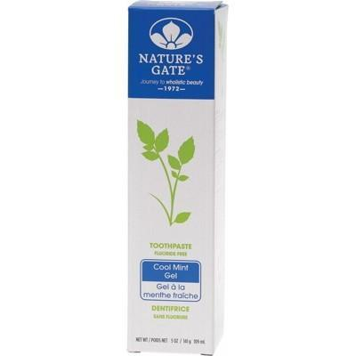 Toothpaste Cool Mint 141g - NATURE'S GATE