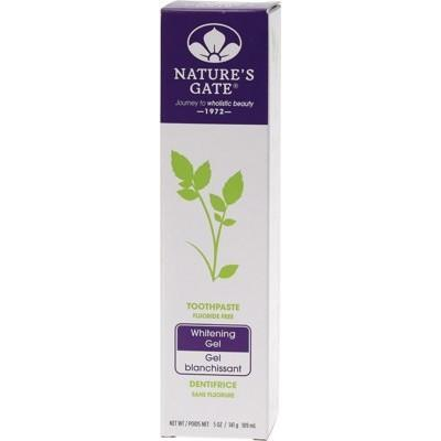 Toothpaste Whitening 141g - NATURE'S GATE