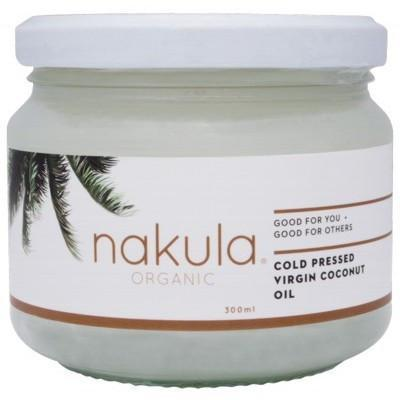 Virgin Coconut Oil 300ml - NAKULA