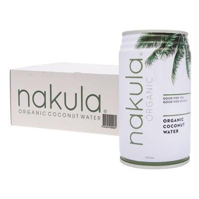 Coconut Water Carton (Box of 12) 12x330m - NAKULA