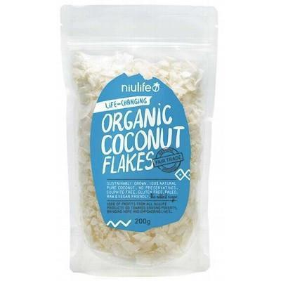 Flaked Coconut 200g - NIULIFE