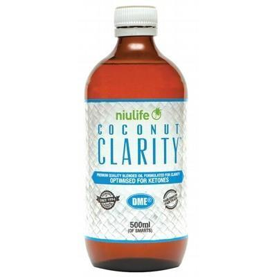 Coconut Clarity 500ml-Health Tree Australia
