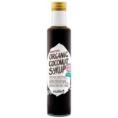 Coconut Syrup 250ml - NIULIFE