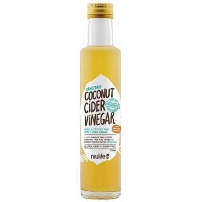 Coconut Vinegar 250ml - NIULIFE