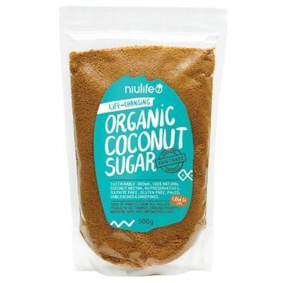 Coconut Sugar 500g - NIULIFE