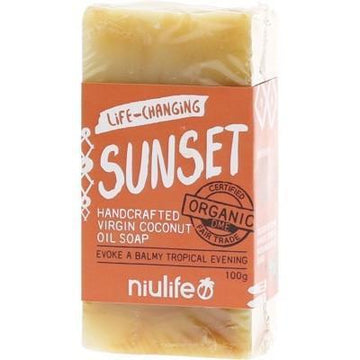 Turmeric Coconut Soap 100g