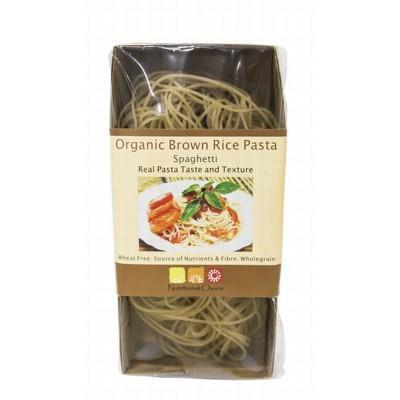 Brown Rice Spaghetti Pasta 180g - NUTRITIONIST CHOICE