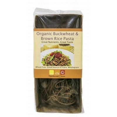 Buckwheat Spaghetti 180g - NUTRITIONIST CHOICE