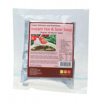Instant Hot & Sour Soup 4x20g - NUTRITIONIST CHOICE