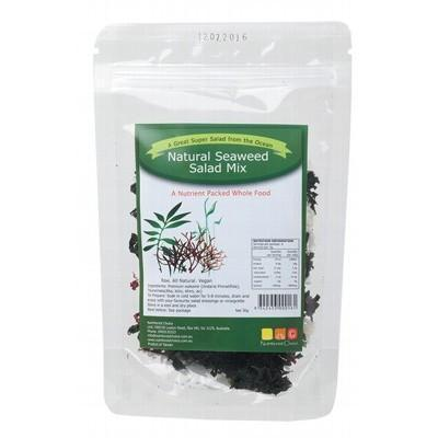 Seaweed Salad Mix 30g - NUTRITIONIST CHOICE