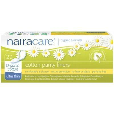 Ultra Thin Panty Liners 22 pack - NATRACARE