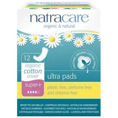 Super Plus Ultra Pads 12 pack - NATRACARE