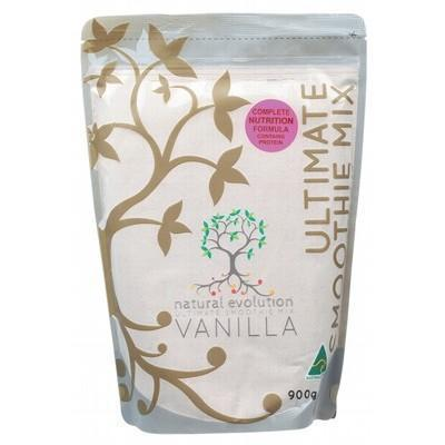 Vanilla Smoothie Mix 900g - NATURAL EVOLUTION