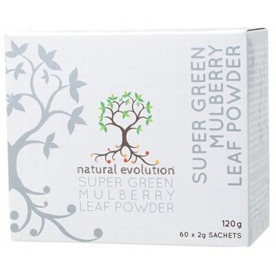 Mulberry Leaf Powder 60x2g - NATURAL EVOLUTION