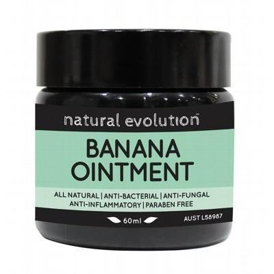 Banana Ointment 60ml - NATURAL EVOLUTION