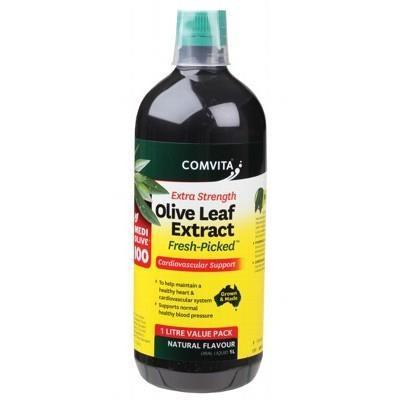 Olive Leaf Extract 1L - COMVITA - OLIVE LEAF EXTRACT