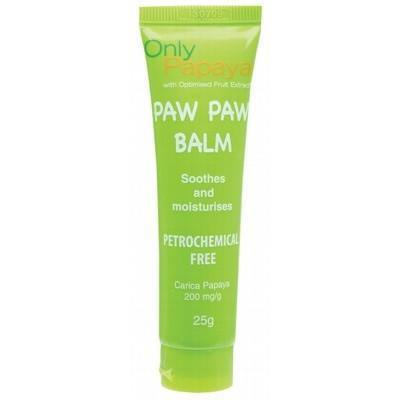 Paw Paw Balm 25g - ONLY PAPAYA