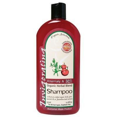 Rosemary Shampoo 375ml - ORGANIC SELECTIONS