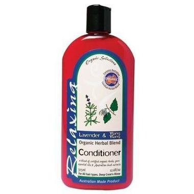 Lavender Conditioner 375ml - ORGANIC SELECTIONS