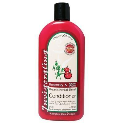 Rosemary Conditioner 375ml - ORGANIC SELECTIONS