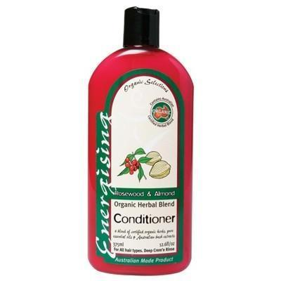 Rosewood Conditioner 375ml - ORGANIC SELECTIONS