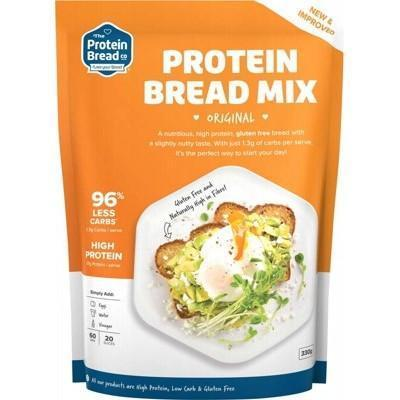 Protein Bread Mix 330g - THE PROTEIN BREAD CO.