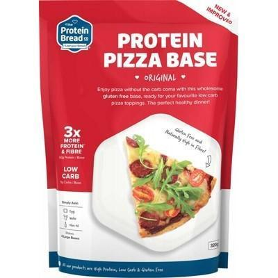 Protein Pizza Base 320g - THE PROTEIN BREAD CO.