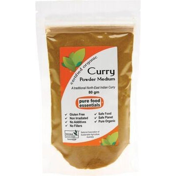Curry Powder (Medium) 80g