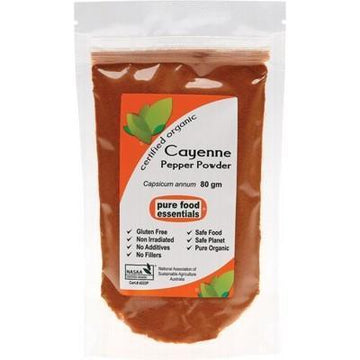 Cayenne Pepper 80g