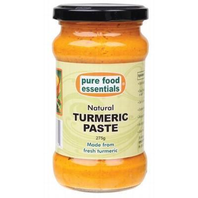Turmeric Paste 275g - PURE FOOD ESSENTIALS
