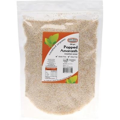 Popped Amaranth 200g - PURE FOOD ESSENTIALS