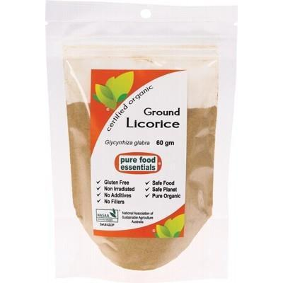 Licorice Powder 60g - PURE FOOD ESSENTIALS