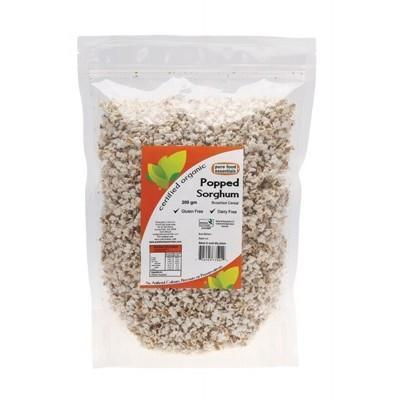 Popped Sorghum 200g - PURE FOOD ESSENTIALS