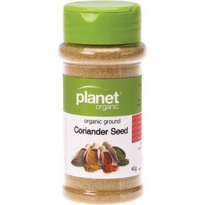 Coriander Ground 40g - PLANET ORGANIC