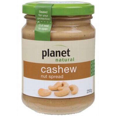 Cashew Spread 250g - PLANET NATURAL
