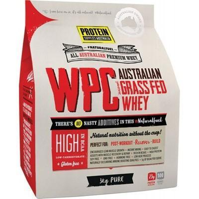 Whey Protein Concentrate 3kg - PROTEIN SUPPLIES AUST