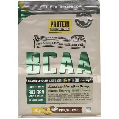 BCAA Pine Coconut 200g - PROTEIN SUPPLIES AUST.