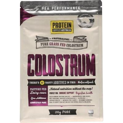 Colostrum 200g - PROTEIN SUPPLIES AUST.