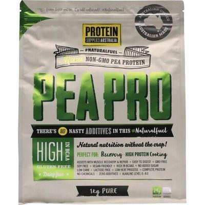 Pea Protein Isolate 1kg - PROTEIN SUPPLIES AUST.