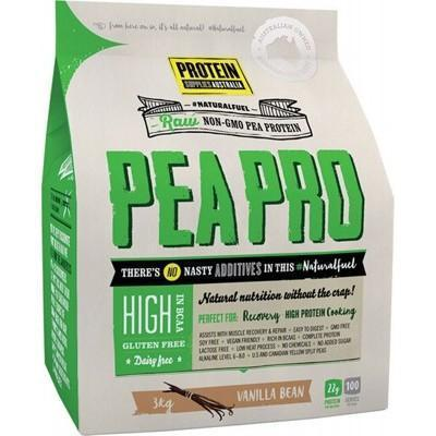 Van. Pea Protein Isolate 3kg - PROTEIN SUPPLIES AUST.