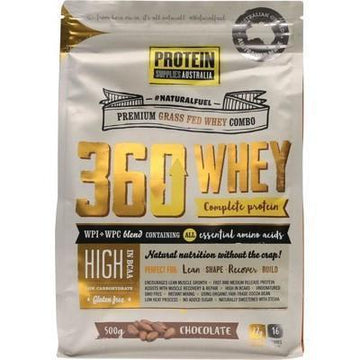 360 Whey Chocolate 500g