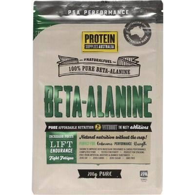 Beta Alanine 200g - PROTEIN SUPPLIES AUST.