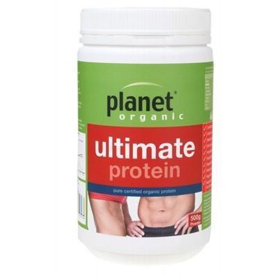 Ultimate Protein 500g - PLANET ORGANIC