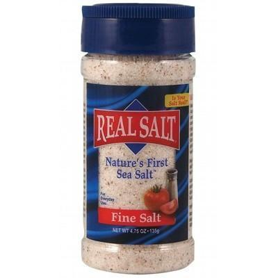 Sea Salt Fine 135g - REDMOND REAL SALT